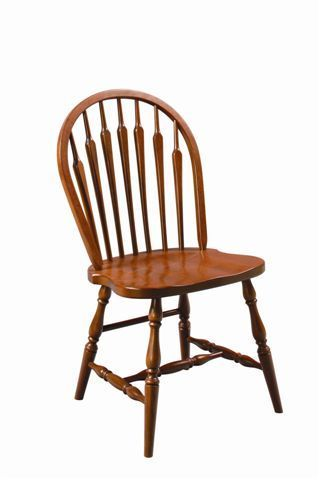 Amish Deluxe Arrow Back Windsor Dining Room Chair Chair Amish
