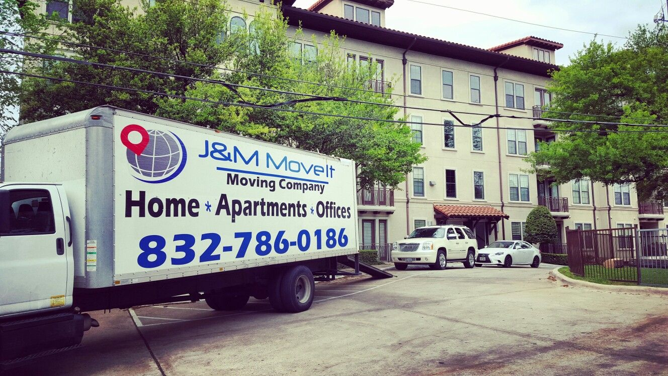 Texas Move It LLC  Local Houston Movers. Visit Our Website Www.texasmoveit
