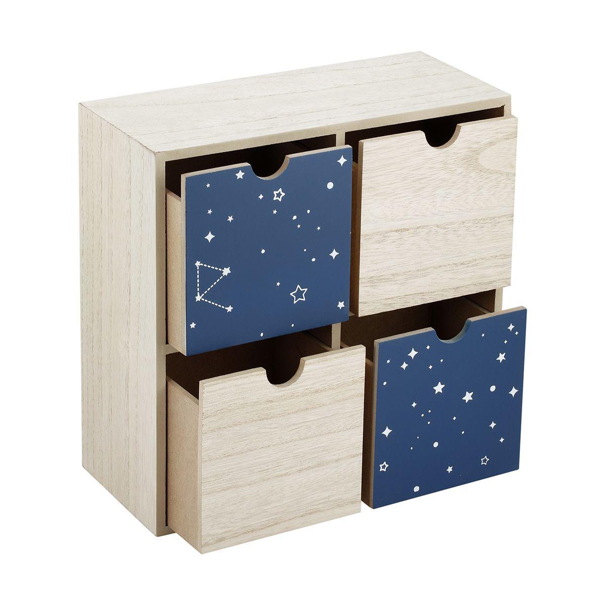 4 Drawer Storage Box Kmart Wishlist Storage Drawers Drawers