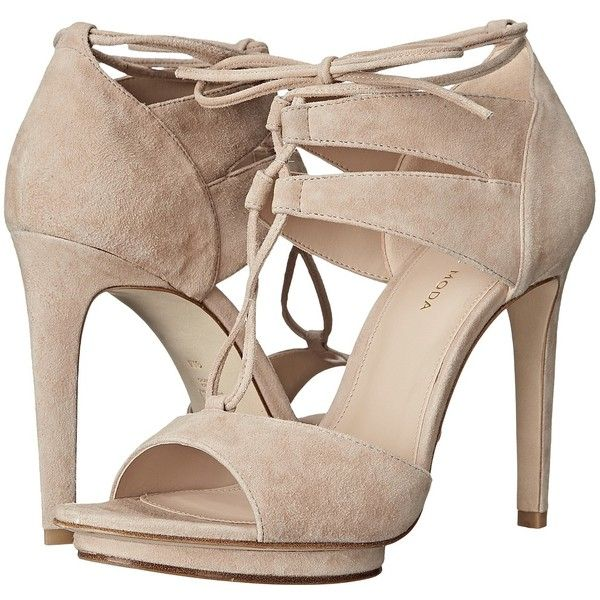 30c6c8e4d699 Pelle Moda Talbot High Heels featuring polyvore