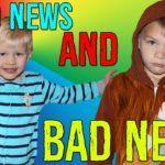 Good & Bad News