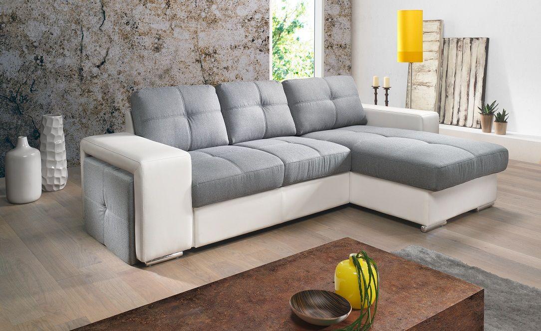 Foderare Divano ~ Accomodati sul divano letto angolare viola in similpelle effetto