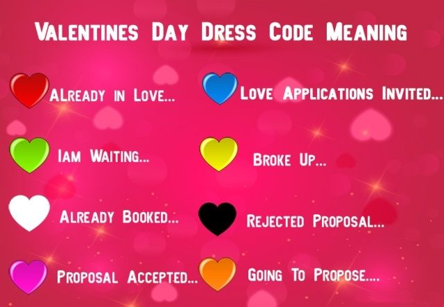 Valentines Day Dress Balloons Codes Meanings Lover Finder