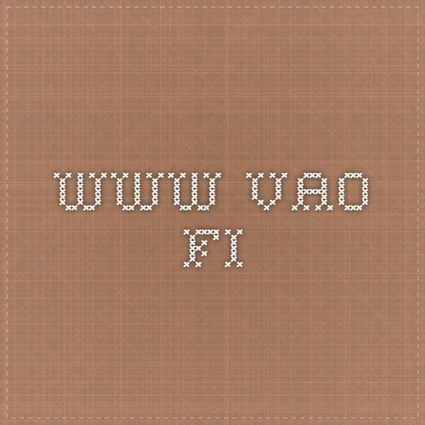 Töihin! Pieni opas työnhakuun www.vao.fi