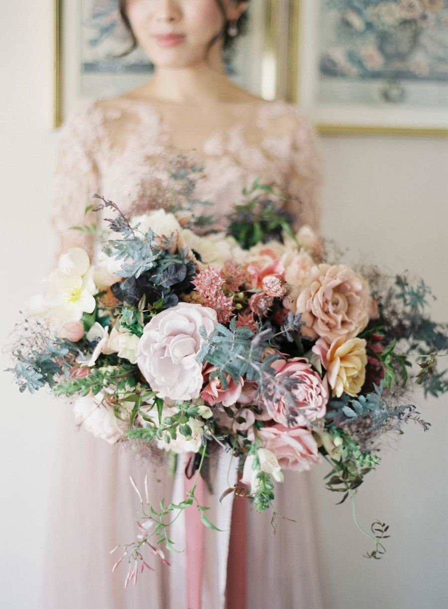 Pink and maroon wedding decor  Engagement Photos Like Youuve Never Seen  Bouquet photography
