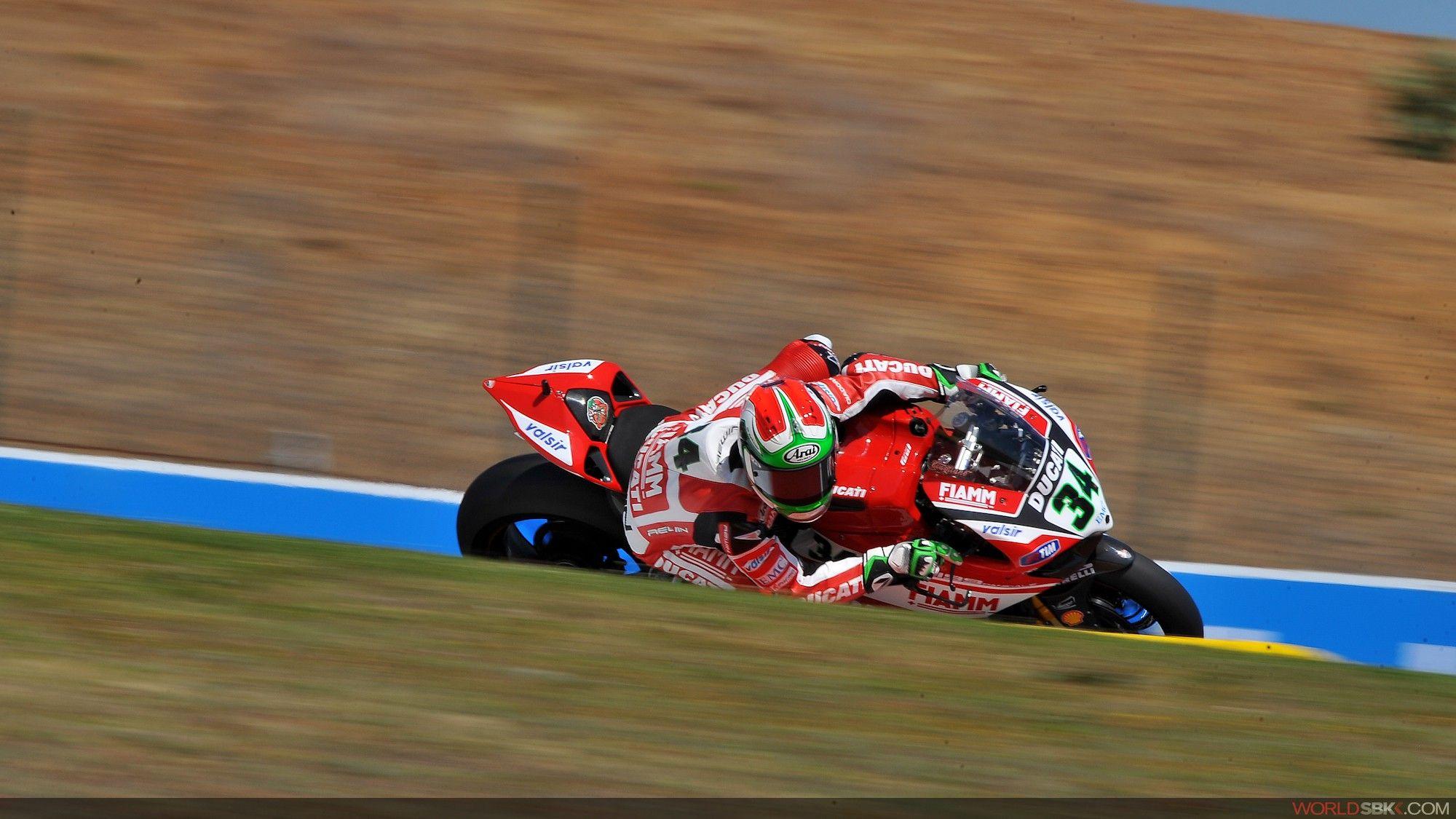Davide Giugliano, Ducati Superbike Team, Portimao SP2