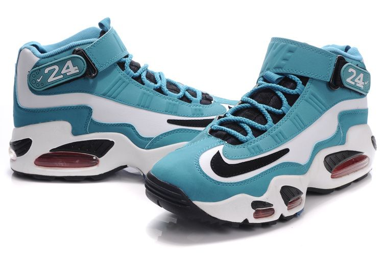 Nike Air Griffey Max 1 Shoes Water Blue White Black