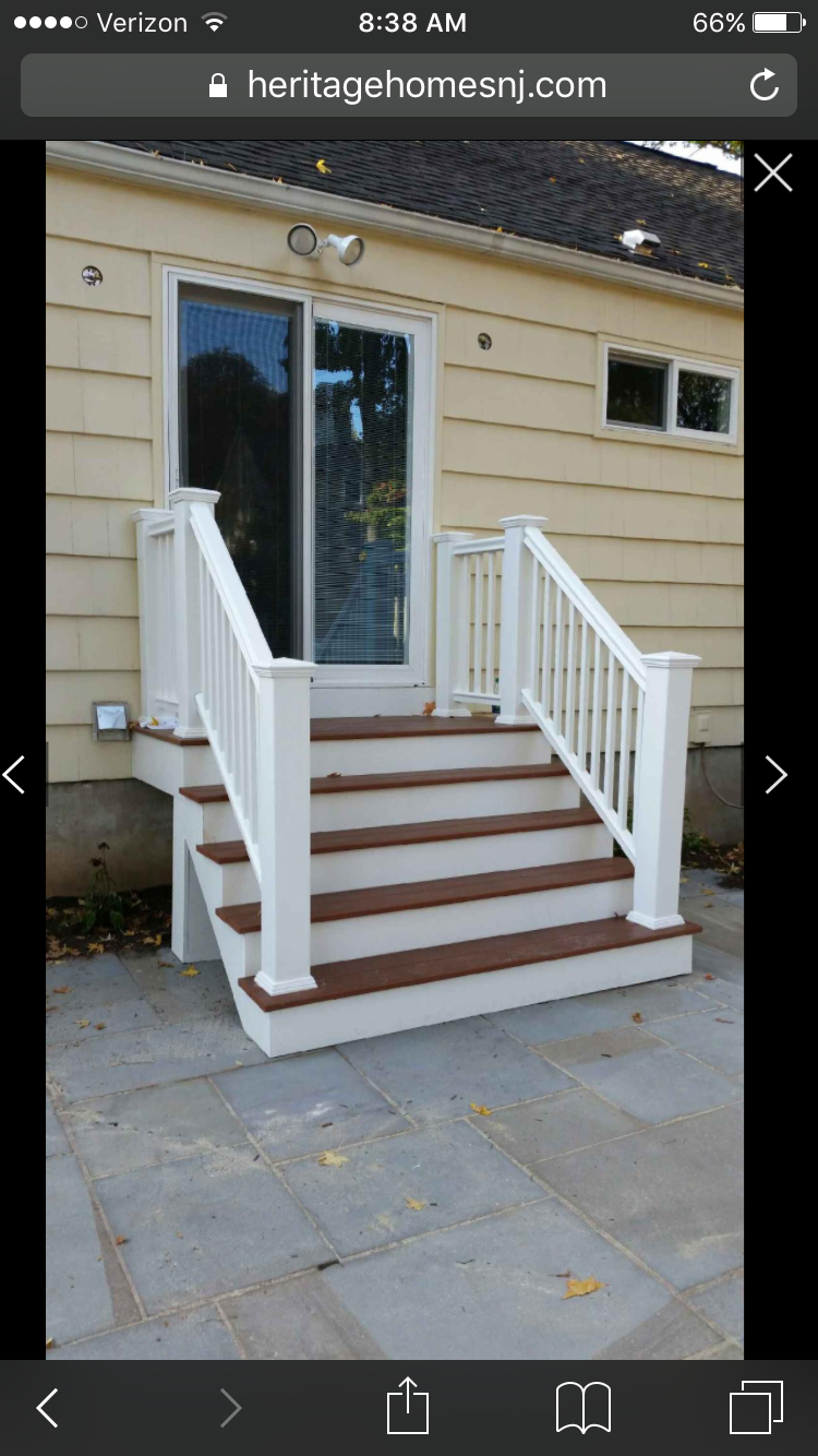 Best Deck By Angelica Campos Patio Stairs Patio Steps Porch 400 x 300