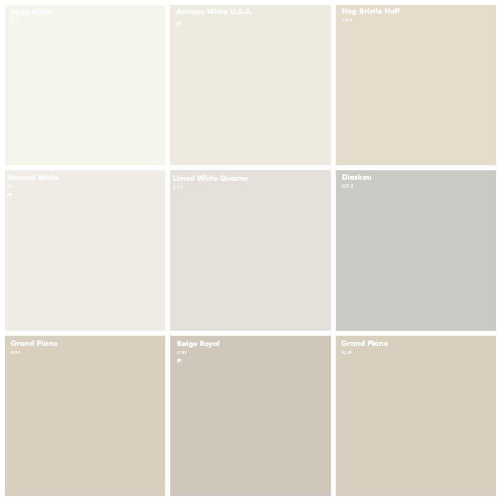 Neautral Colors: Plascon Paint Colours