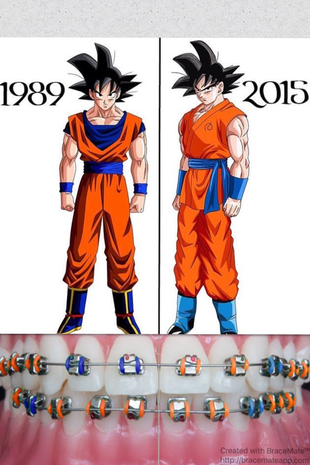 Which Goku Outfit Is Better Dragonballz Dragonball
