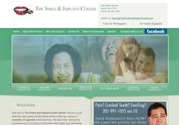 New Dentists added to CMac.ws. The Smile & Implant Center in Kearny, NJ - http://dentists.cmac.ws/the-smile-implant-center/86055/