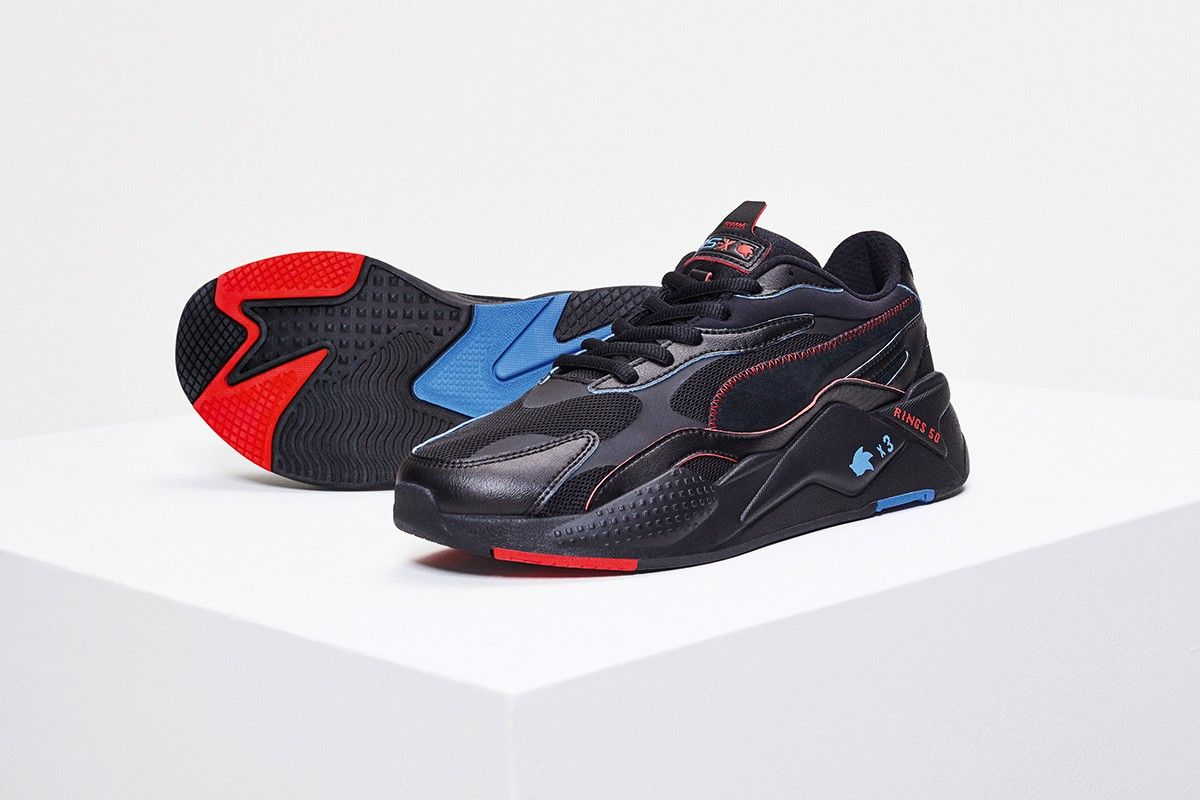 Sonic X Puma Rs X3 Official Images Release Information Air