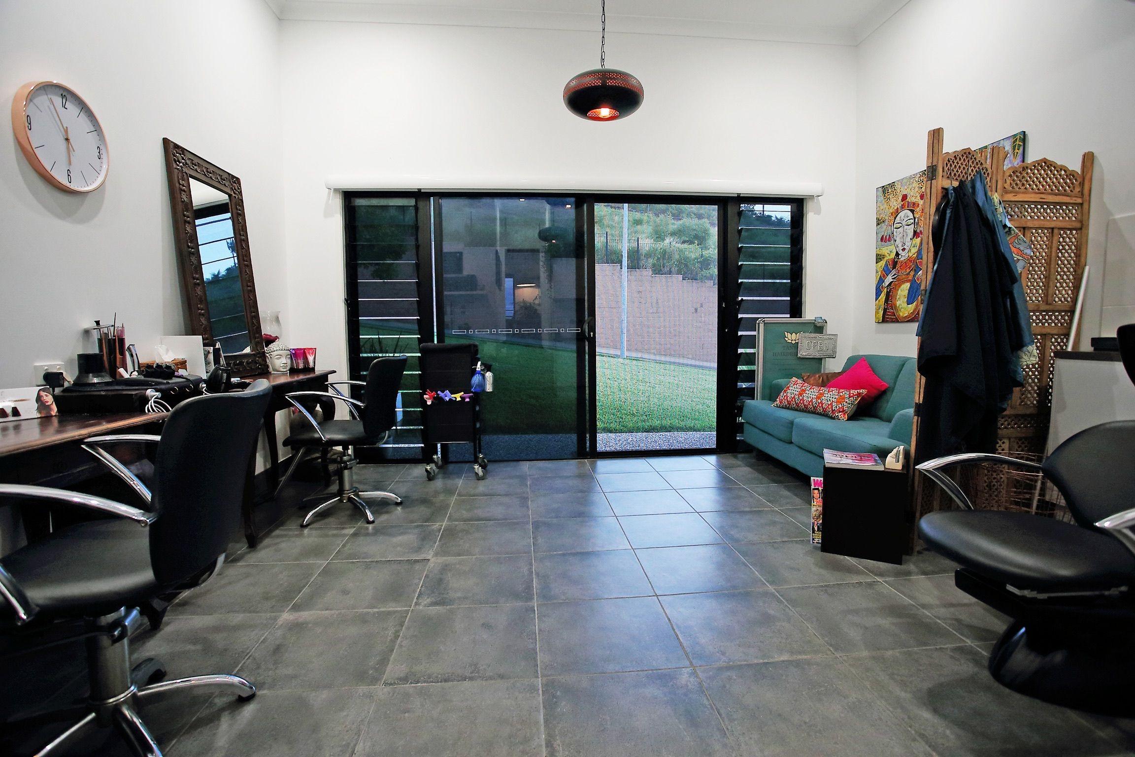 Home Based Hair salon  Home, Home decor, New homes