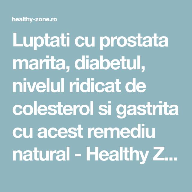remediu naturist prostata marita