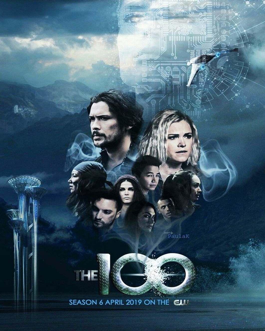 Risultati immagini per the 100 season 6 poster