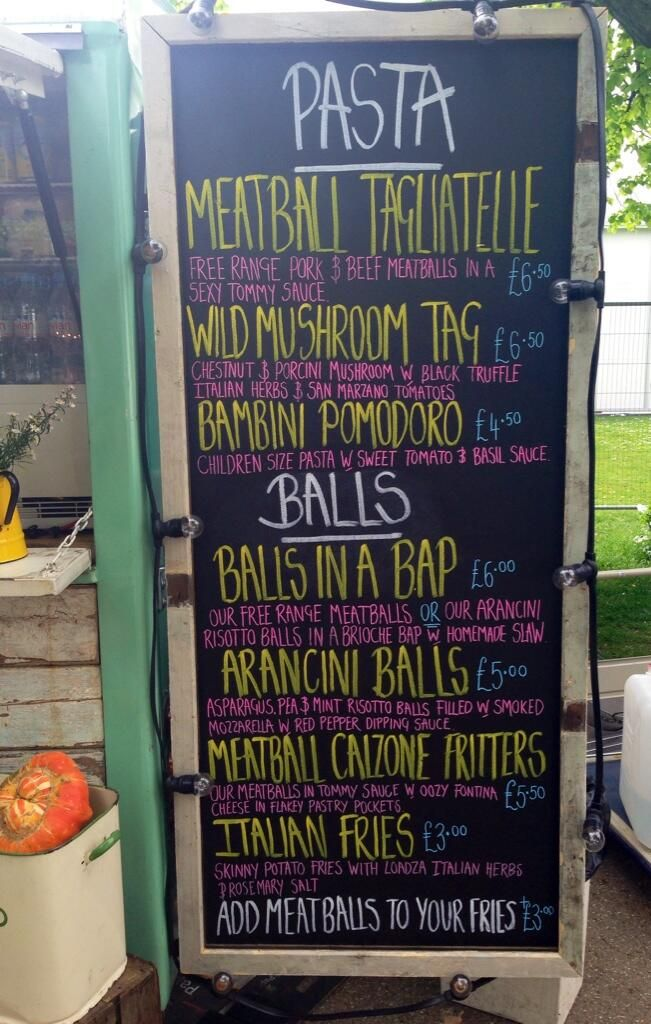 Cheeky Italian Cheltfestivals Menu You Can Find Out More About