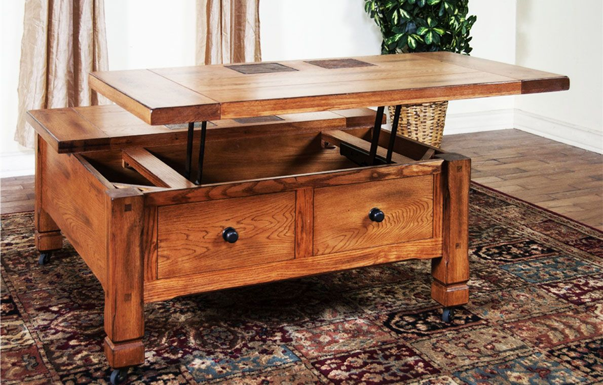 20 solid wood lift top coffee table rustic home office furniture check more at http