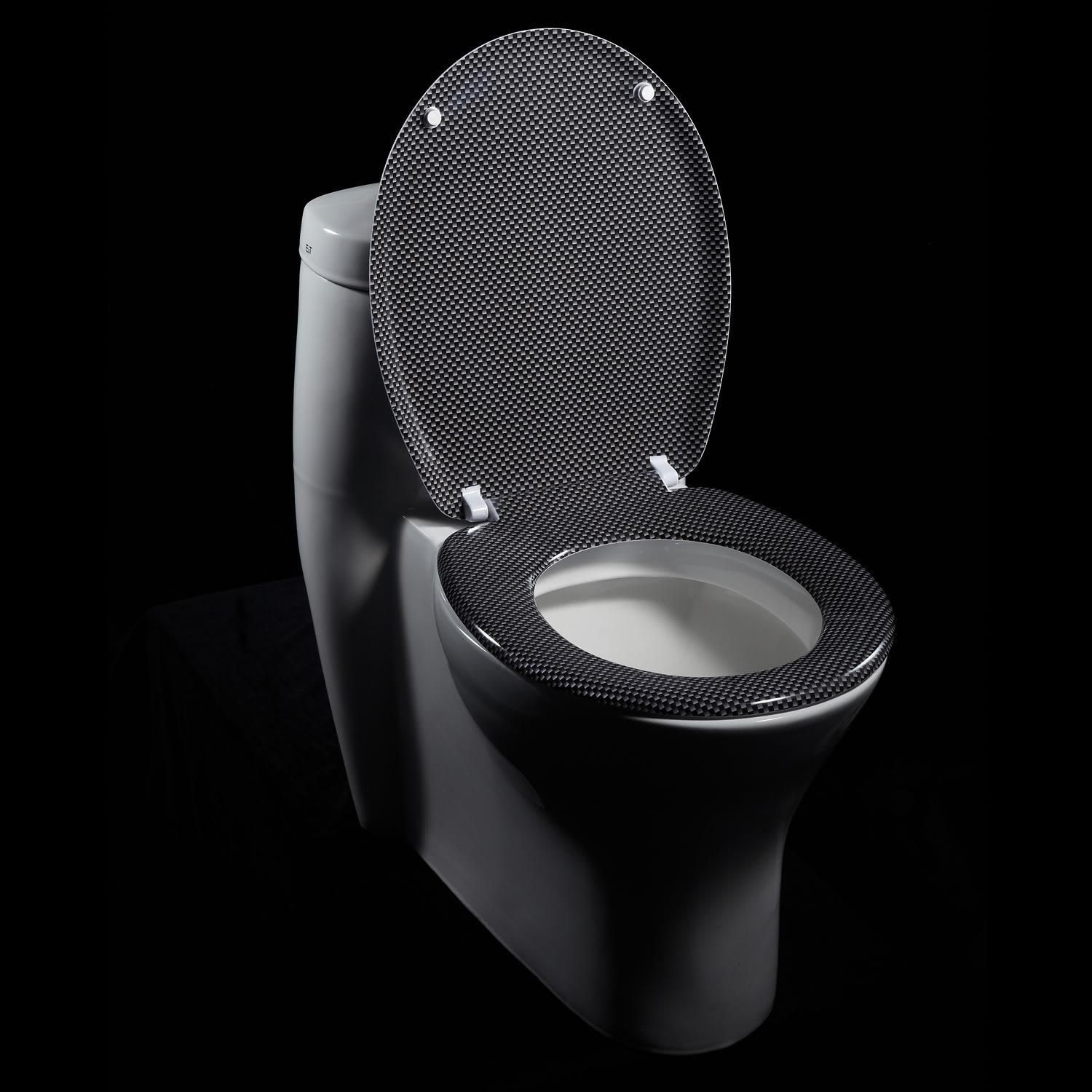 Carbon Fiber Toilet Seat.9 Items For Your Home That Are Extremely Expensive Carbon