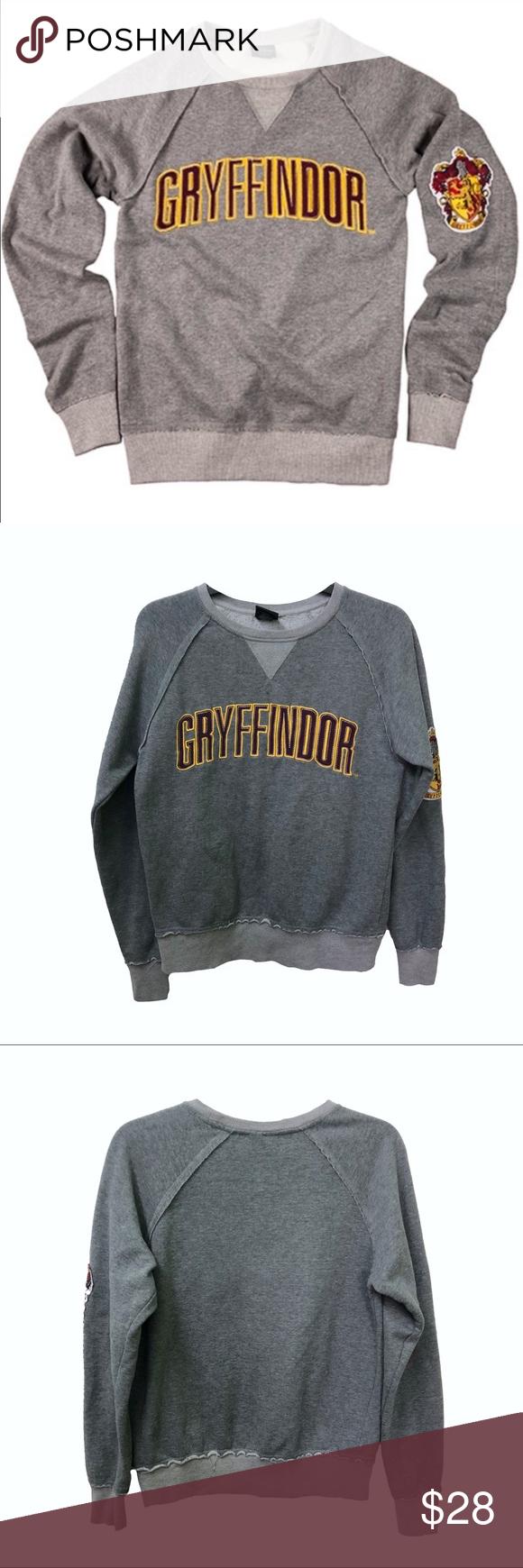 Universal Studios Harry Potter Gryffindor Sweater Harry Potter Universal Studios Universal Studios Harry Potter Gryffindor [ 1740 x 580 Pixel ]