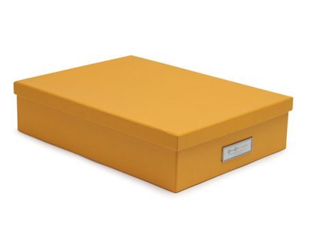 Arkivboks - A4 - flere farver