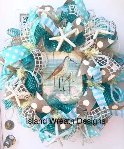 Photo of Diy summer wreath beach themes 46+ Trendy Ideas