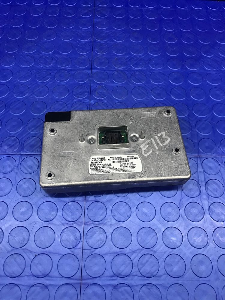 Oe Ford Part Sync Communication Voice Recognition Control Module Da5t 14d212 Ka Ford Ford Parts Car Parts Ebay