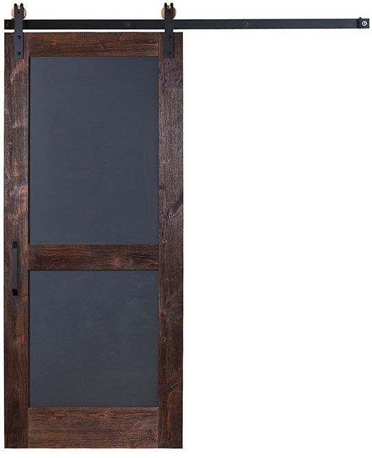 Barn Doors Are Not Only Trendy But They Re Functional Too Since It Slides Along The Top Jessica Has Barn Doors Sliding Interior Sliding Barn Doors Barn Door