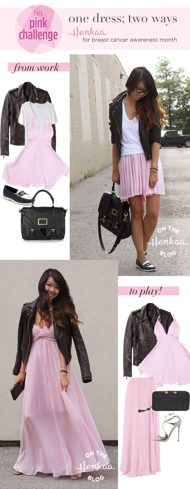 Hot Pink Bridesmaids Dresses | Fashion | Pinterest