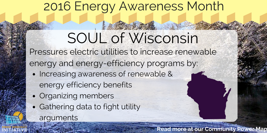Grassroots Group Promotes Local Alternatives To Wisconsin Utilities Big Ticket Spending With Images Clean Energy Renewable Energy Power Map