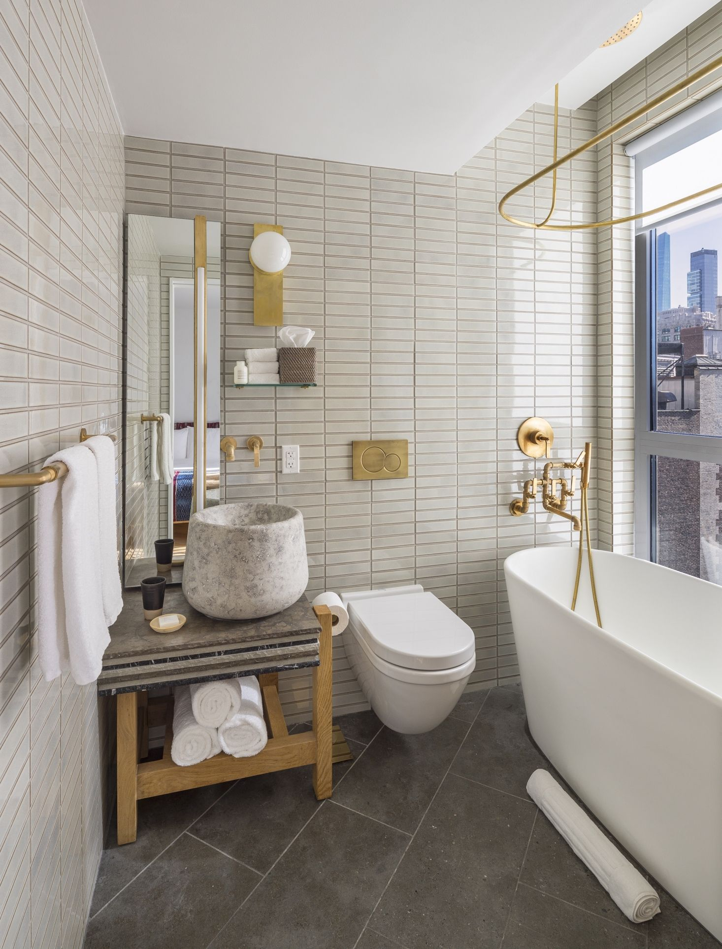 New Lodging for the Creative Class: Made Hotel in New York City | my ...