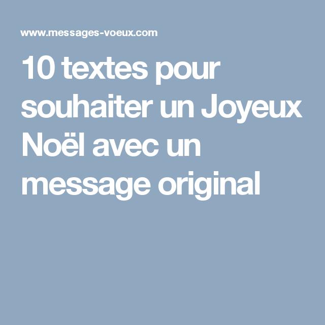 10 Textes Pour Souhaiter Un Joyeux Noël Avec Un Message