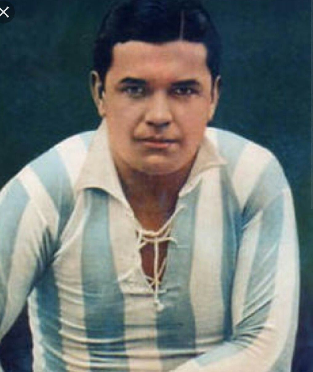 Manuel Seoane. Seleccion argentina.