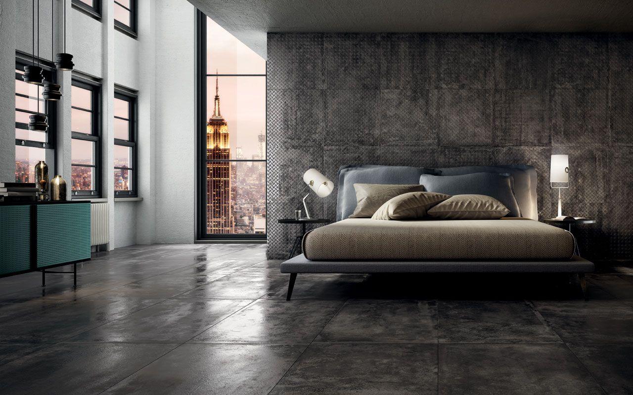 Stage Grey Boss by Diesel | Floor and Wall Ceramic Tiles - Iris ...