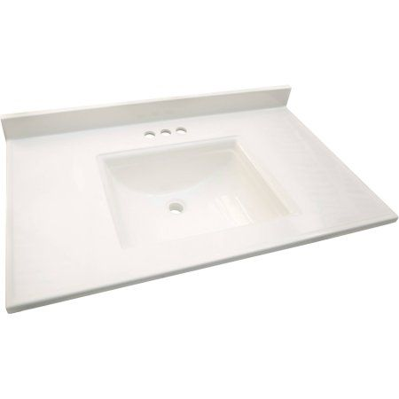 Home Improvement Bathroom Vanity Tops Cultured Marble Vanity