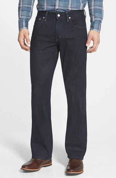 Citizens of Humanity 'Evans' Relaxed Fit Jeans (Dark Knight) available at #Nordstrom