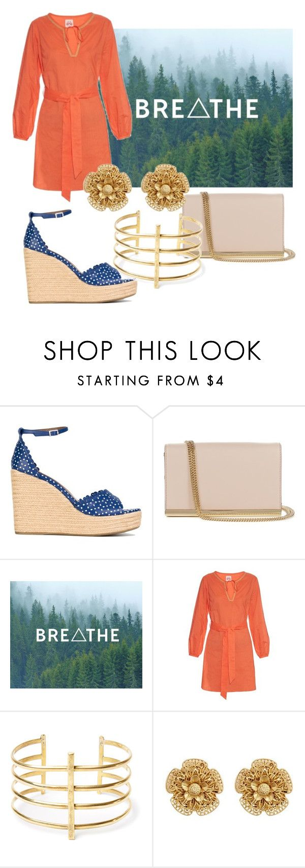 """""""👌🏻👌🏻👌🏻👌🏻👌🏻"""" by colleen-culp on Polyvore featuring Tabitha Simmons, Diane Von Furstenberg, Le Sirenuse, BauXo and Miriam Haskell"""
