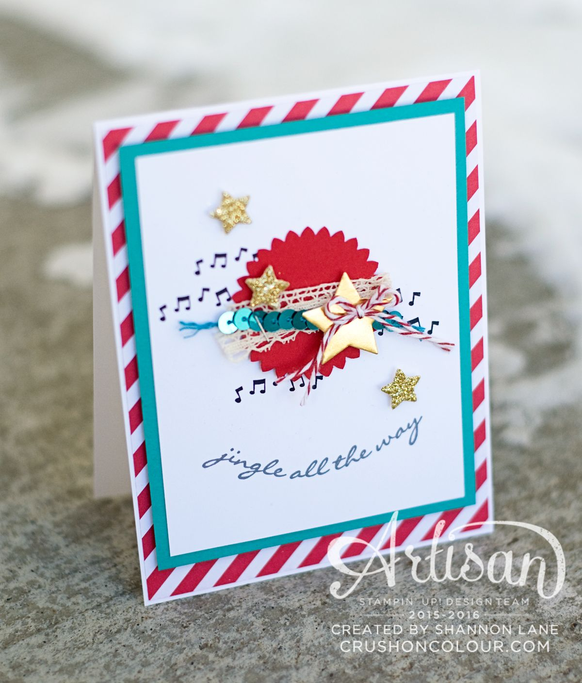 Crush On Colour: Jingle All The Way! | Cards | Pinterest | Crushes ...