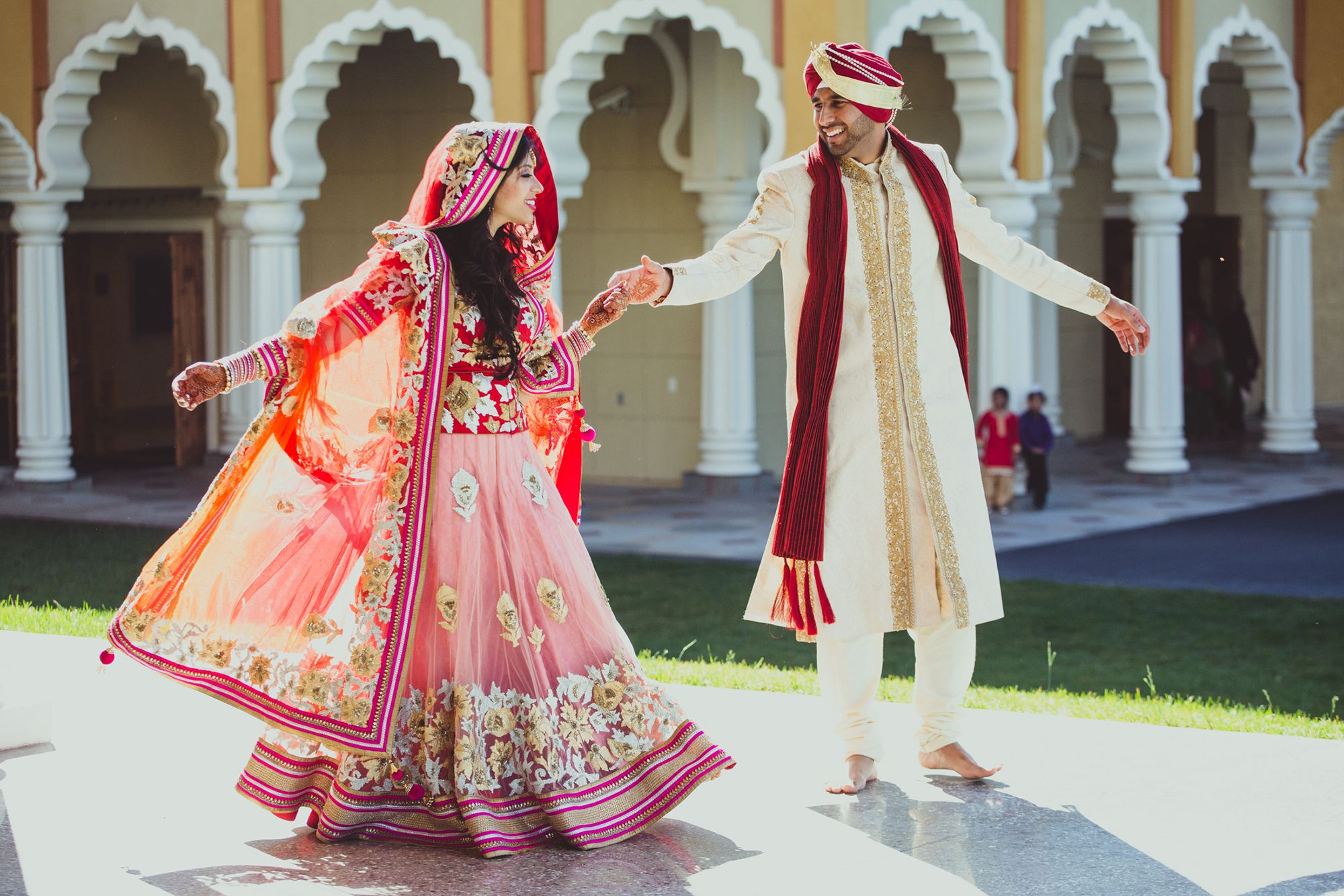 Fascinating Wedding Traditions From Around The World