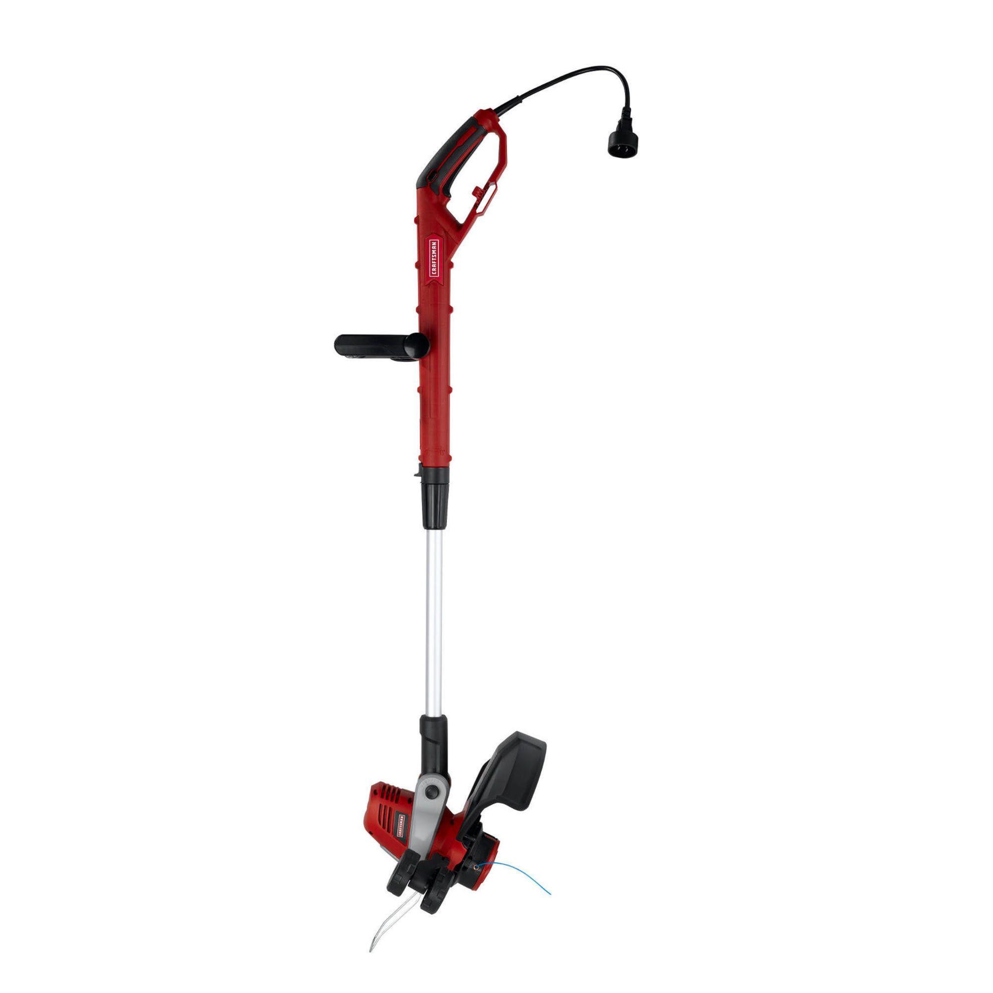 Craftsman 30383 15 Electric Corded Line Trimmer Grass Cutter Grass Weeds Craftsman