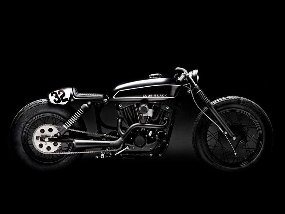 Wrench Monkeys Cafe Racer Low Rider