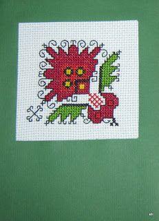 Звъника: folk embroidery