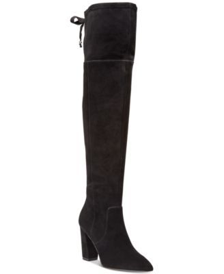 6e6250f4640 Adrienne Vittadini Nilson Over-The-Knee Boots