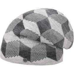 Photo of Cubes Long Beanie Knitted Hat by Lierys LierysLierys