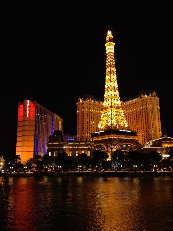 Las Vegas, NV perfect place