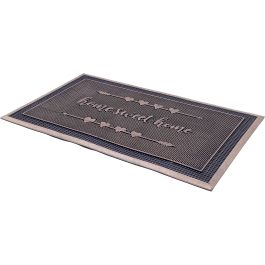 Environmentally Friendly Made From 100 Non Slip Rubber This Mat Is Extremely Durable Making It Perfect For Outdoors And All Weathe Door Mat Durable Gold Paint