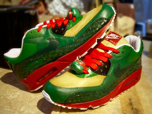 Nike Air Max 90 Teenage Mutant Ninja Turtles X Kelly - EU Kicks: Sneaker  Magazine
