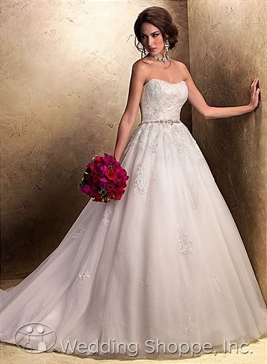 bridal gowns maggie sottero windsor bridal gown image 3 | bridal