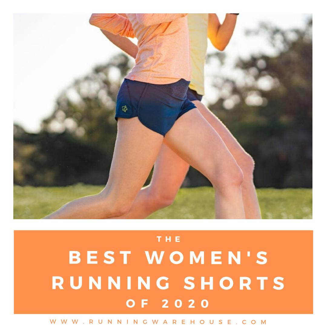 Running shorts women, Running women