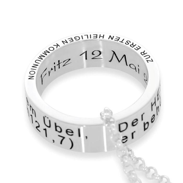 Heilige Erstkommunion Personalisiert Graviert Baby Armband Taufe