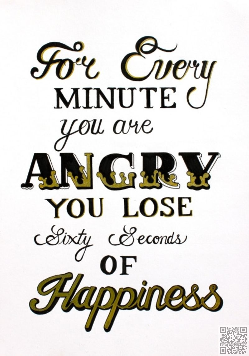 6 Dont Waste Time Being Angry 7 Quotes To Help You Deal With